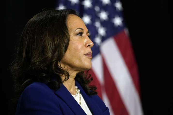 Outrage over mispronunciation of Kamala Harris' name,