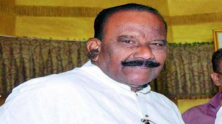Telangana's first home minister Narasimha Reddy passes away