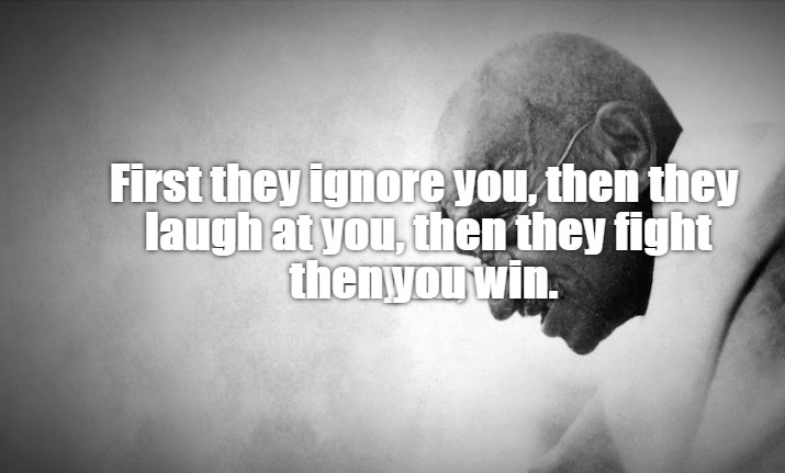 India Tv - Happy Gandhi Jayanti 2020 Quotes