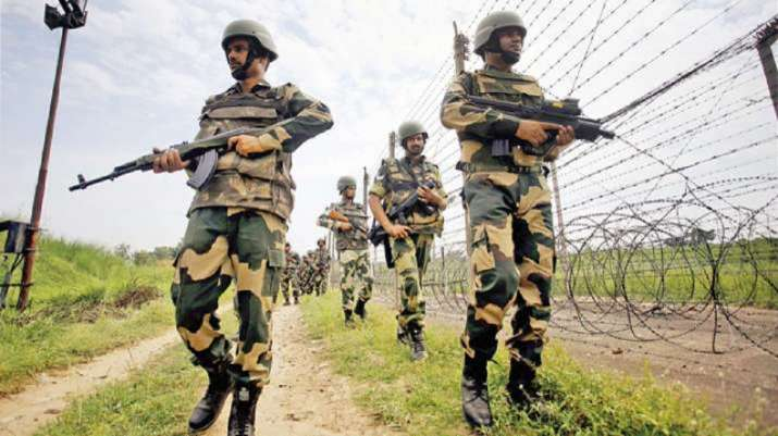 BSF, BGB agree to jointly prevent trans-border crimes