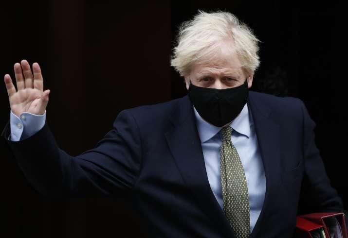 Boris Johnson announces month-long lockdown in England as UK Covid-19 cases pass 1 million