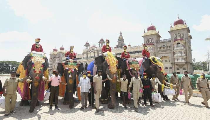 Only 300 people to be allowed in Mysuru Dasara parade