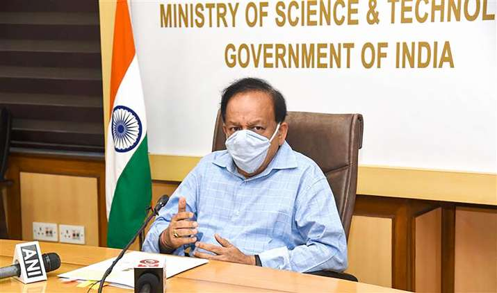 Bharat Biotech & Washington University developing nasal vaccine for Covid: Harsh Vardhan