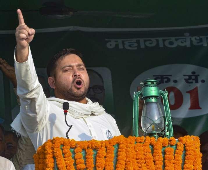 RJD leader Tejashwi Yadav woos Chirag Paswan ahead of Bihar