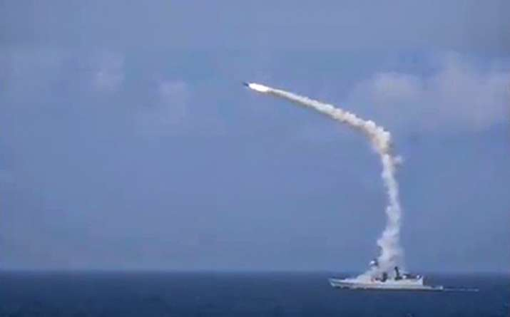 India testfires land-attack version of BrahMos missile, hits target successfully