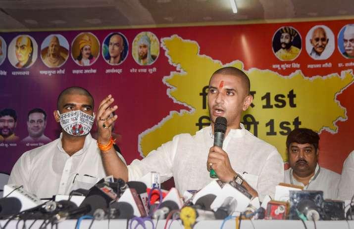 Bihar election 2020: Chirag Paswan attacks Nitish Kumar,