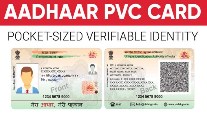Aadhaar PVC card: UIDAI releases all-new pocket sized Aadhaar card. How to apply online
