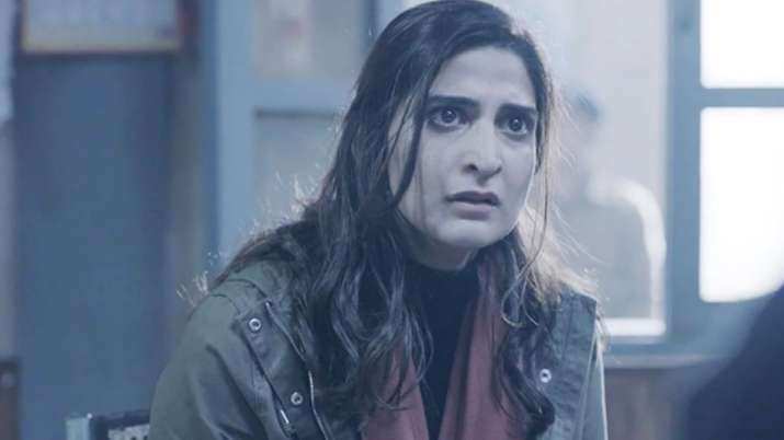 Marzi earns Aahana Kumra 'best actress' at the nationals of Asian Academy Creative Awards