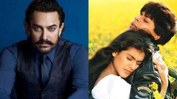 Aamir Khan shares his views on SRK's DDLJ: 25 years of a film that continues to charm the world