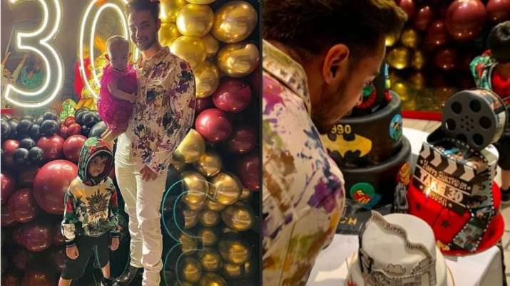 Salman Khan's brother-in-law Aayush Sharma's birthday bash was LIT. See pics