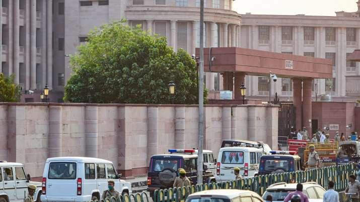Allahabad High Court, Hathras gangrape murder case