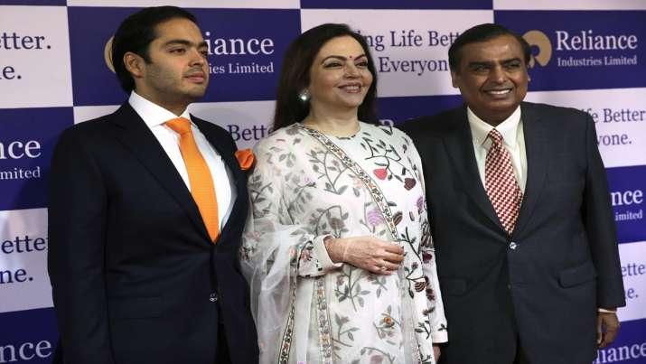 Ambani family donates Rs 5 crore to Uttarakhand Chardham Devasthanam Board
