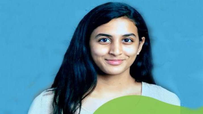 Indian-American teen Anika Chebrolu