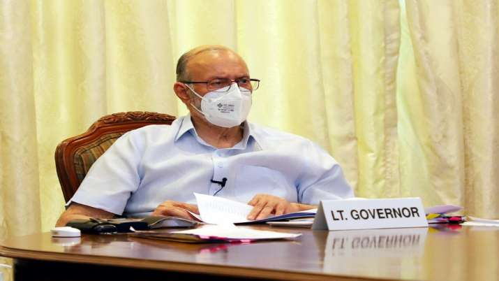 Intensify action against pollution-causing activities, Delhi LG orders