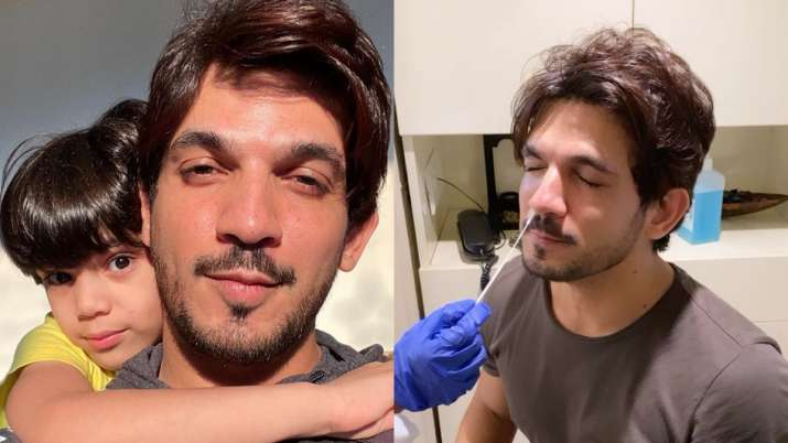 Arjun Bijlani's 6-year-old son tests COVID-19 positive days after wife Neha Swami