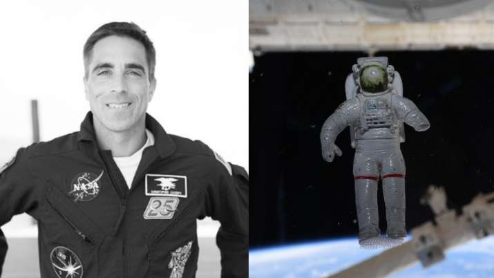 Astronaut Chris Cassidy wants to carry this lucky charm with him to the moon, Twitterati reacts