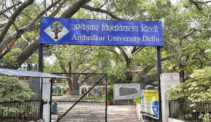 Ambedkar University Delhi announces first cut-off for UG admission, 99% cutoff for Psychology