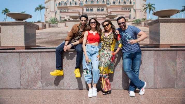 Saif Ali Khan, Rani Mukherji and others wrap up 'Bunty Aur Babli 2' dubbing