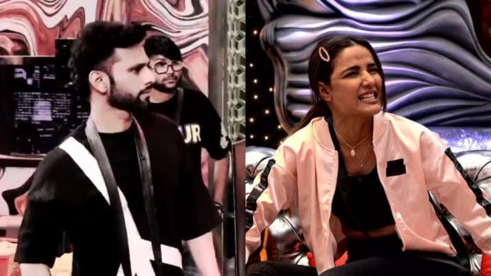 Bigg Boss 14 October 30 LIVE Updates: Rubina-Pavitra, Rahul-Jasmin fight it out in tabadla task'