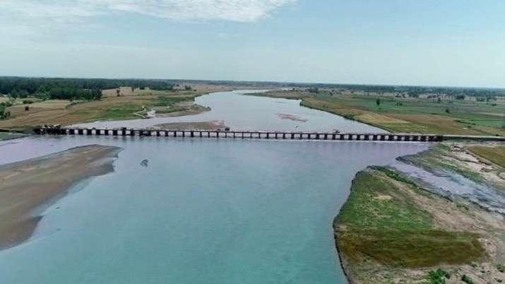 India Tv - Bridge, Defence Minister, Rajnath Singh, BRO