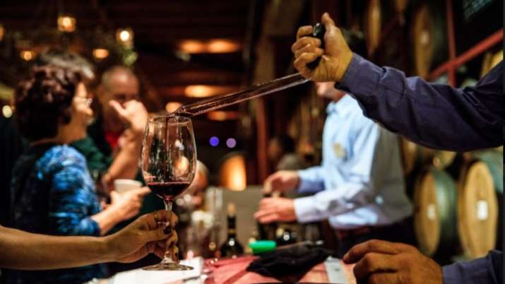 Are you a wine lover? Here are the wine trails of California