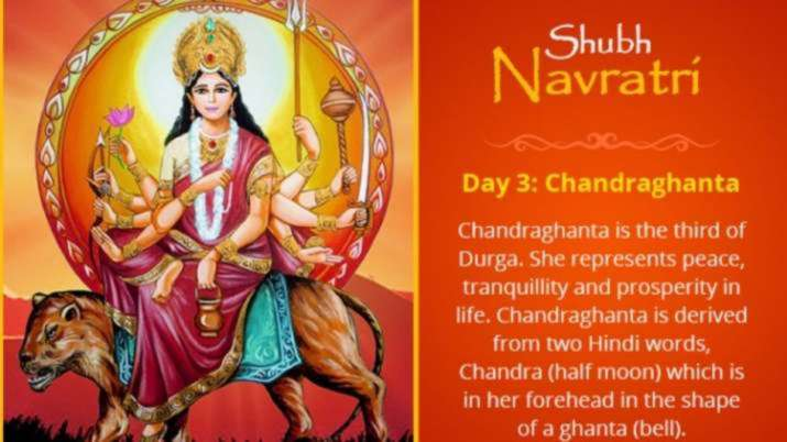 Navratri 2020 Day 3: Here's the Vidhi, Mantra and Aarti for Maa Chandraghanta