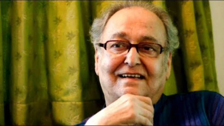 Soumitra Chatterjee very critical, not responding to treatment