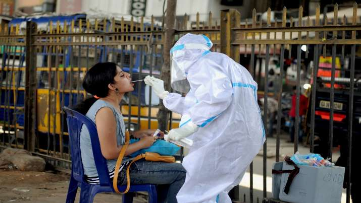 India records 78,524 new COVID-19 cases, 971 deaths in a