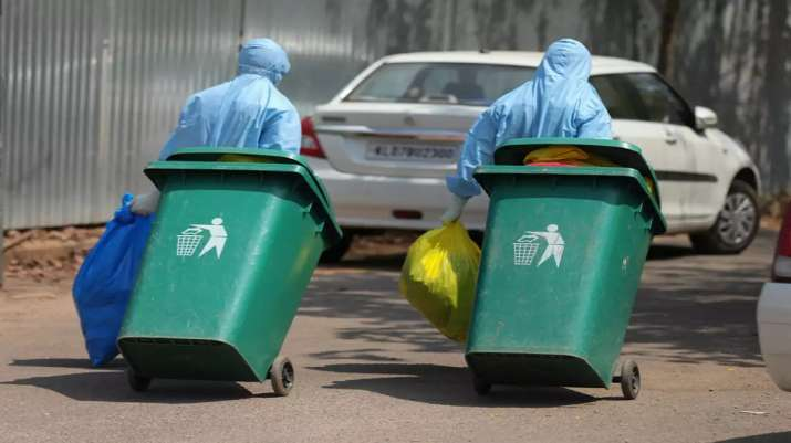India generated over 18,000 tonnes COVID-19 waste since June; Maharashtra biggest contributor