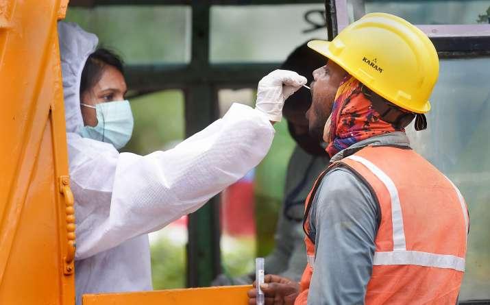 Coronavrus infection, half of india may be infected, coronavirus, coronavirus latest news, govt pane