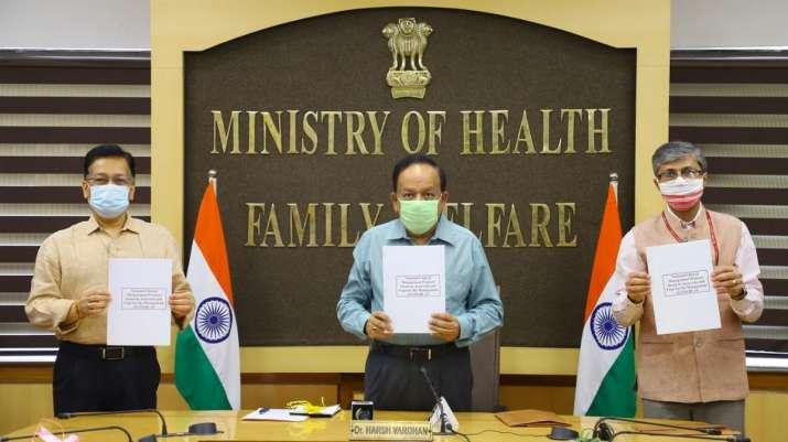 Turmeric milk, Chyawanprash, Yoga — AYUSH ministry's protocol for mild, asymptomatic coronavirus cas