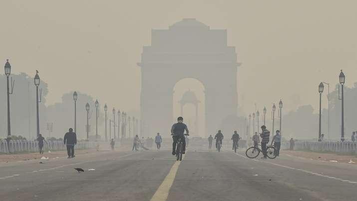 Delhi's air quality deteriorates to 'poor' zone
