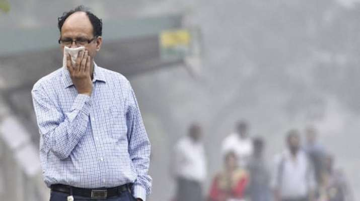 Delhi's air quality 'poor'