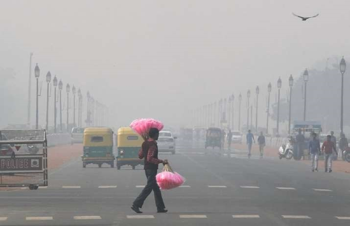 Air pollution linked with 15 per cent COVID-19 deaths worldwide: Study |  World News – India TV