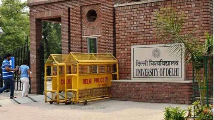 Delhi University, President Kovind