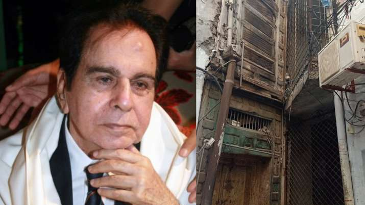 Pak to purchase, preserve bollywood actor Dilip Kumar's home in Peshawar