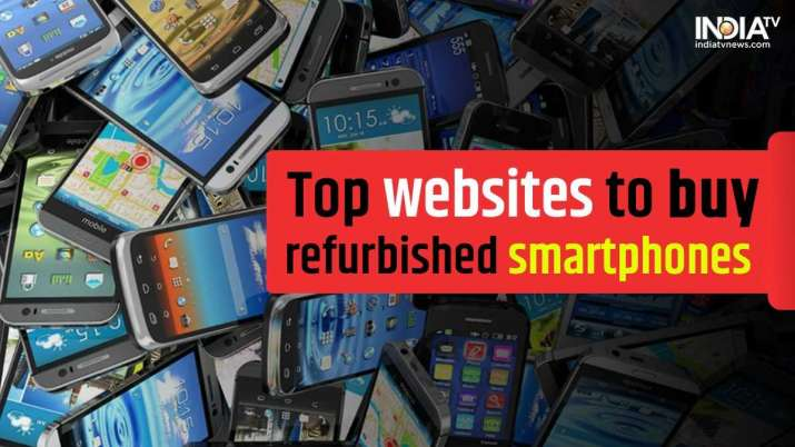 smartphones, refurbished smartphones, pre owned smartphones, top websites to buy refurbished smartph