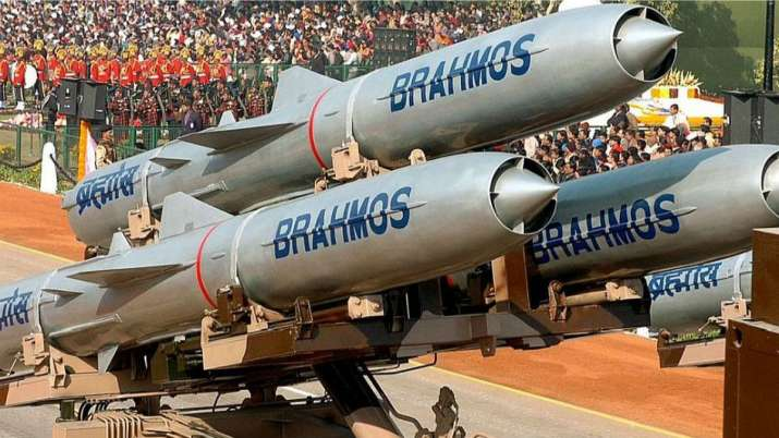 BrahMos supersonic cruise missile successfully test fired from INS Chennai | India News – India TV