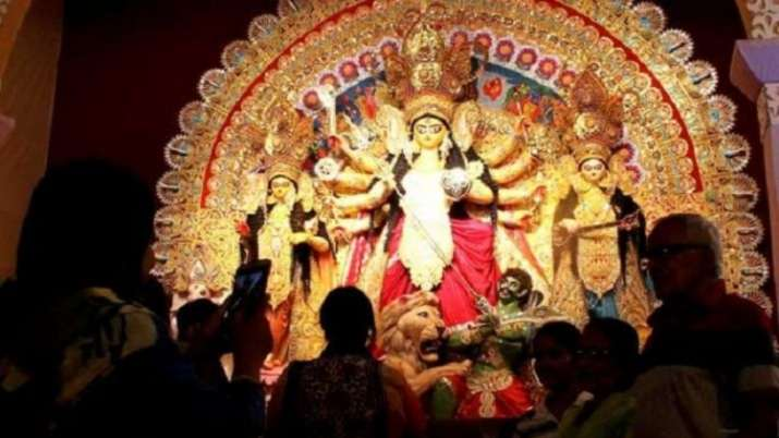 Biggest Durga Puja in Mumbai goes virtual amid the COVID -19 pandemic