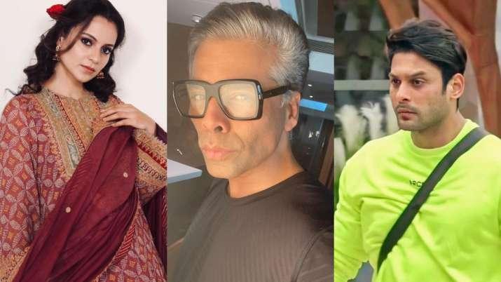 Happy Dussehra 2020: Kangana Ranaut, Karan Johar to Sidharth Shukla, celebs pour in wishes