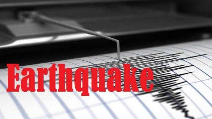 Mild earthquake in Gujarat's Kutch district