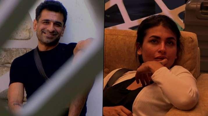Bigg Boss 14 October 28 LIVE Updates: Will Nikki Tamboli play cupid for Pavitra Punia and Eijaz Khan?