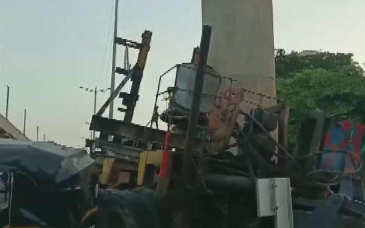 Mumbai crane accident