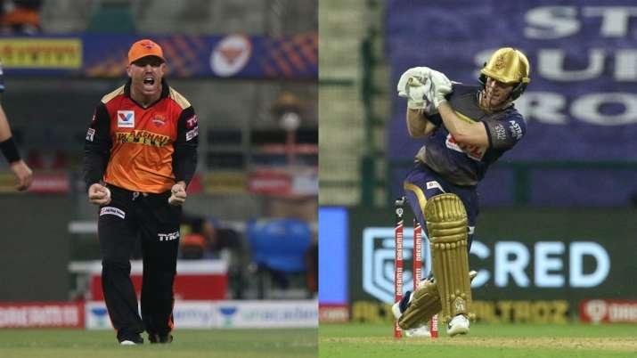 Live Cricket Score Sunrisers Hyderabad vs Kolkata Knight Riders: Top-4 berth in focus as SRH meet KK