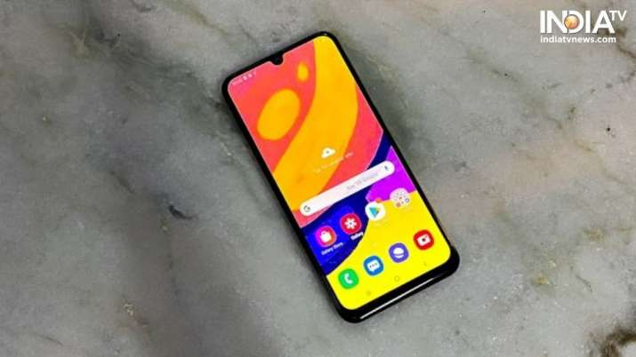 India Tv - samsung, samsung smartphones, samsung galaxy f series, samsung galaxy f41, galaxy f41 features, gala
