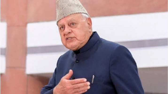 ED grills Farooq Abdullah in connection with the Jammu and