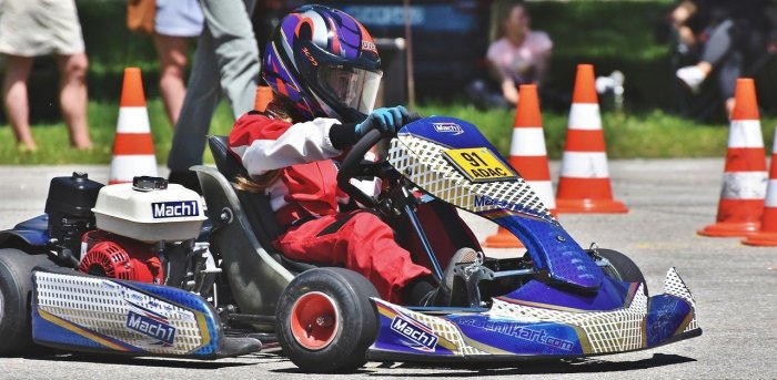 Hyderabad B-Tech student dies while go-karting