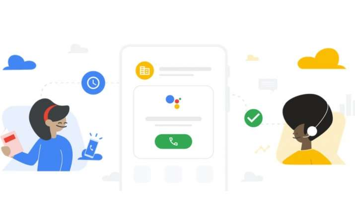 google, google assistant, google assistant hold for me feature, hold for me feature, google phone ap