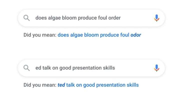 Google, google search, google search algorithm, spelling algorithm, spelling algorithm to avoid failure