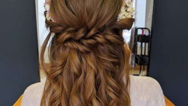 Hairstyles to see you through the festivities